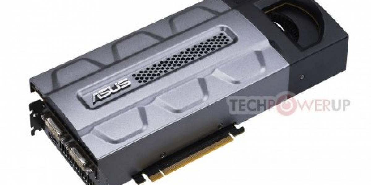ASUS Dual-GTX 285 MARS ya tiene precio
