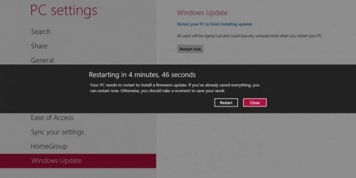Microsoft lanzó la primera actualización para el Surface RT que mejora su rendimiento