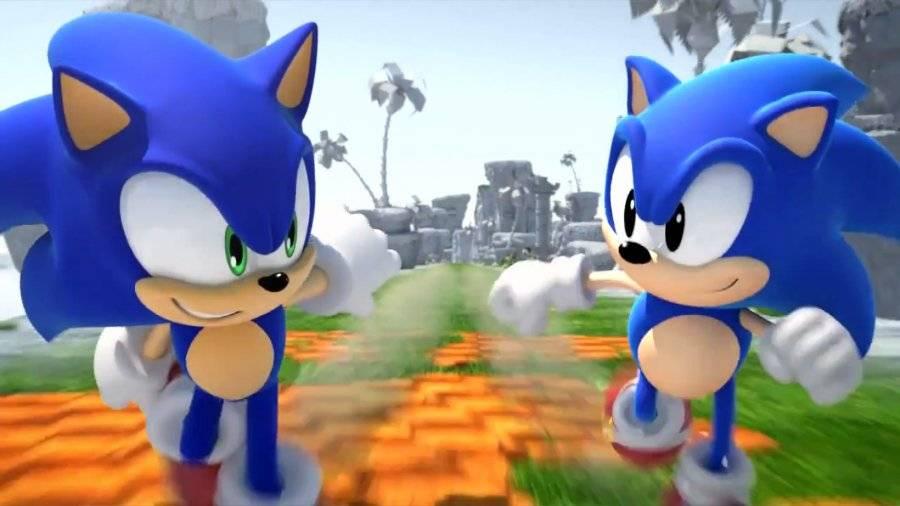 Sonic Generations estrena vertiginoso trailer