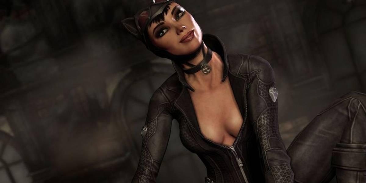 Nuevo tráiler de Arkham City, estelarizado por Catwoman
