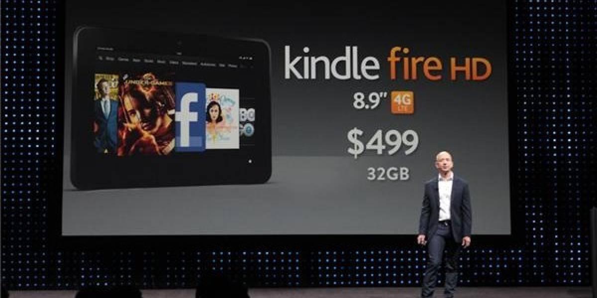 Los nuevos Kindle tienen publicidad... ¡Sí, todos!
