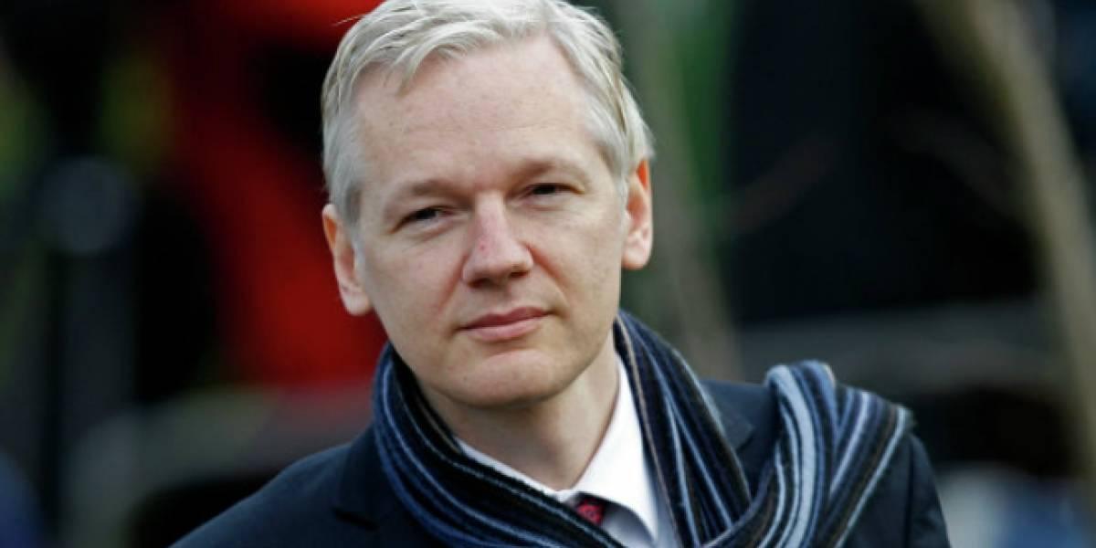 Julian Assange postulará para Senador en Australia