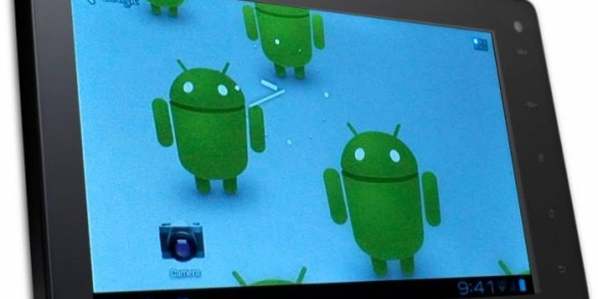 La primera tableta con Android 4.0 en el mercado cuesta $100 dólares