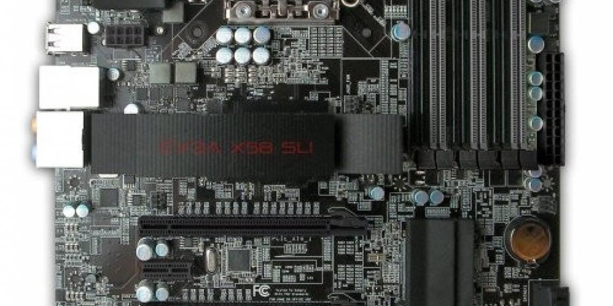 Nuevas placas madres para Intel X58