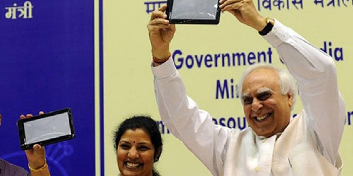 ¿La tableta india Aakash llegará a Filadelfía, Estados Unidos?
