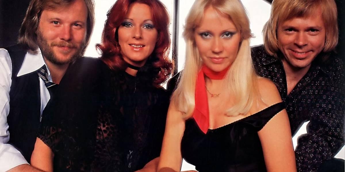 Con ustedes ABBA, el videojuego
