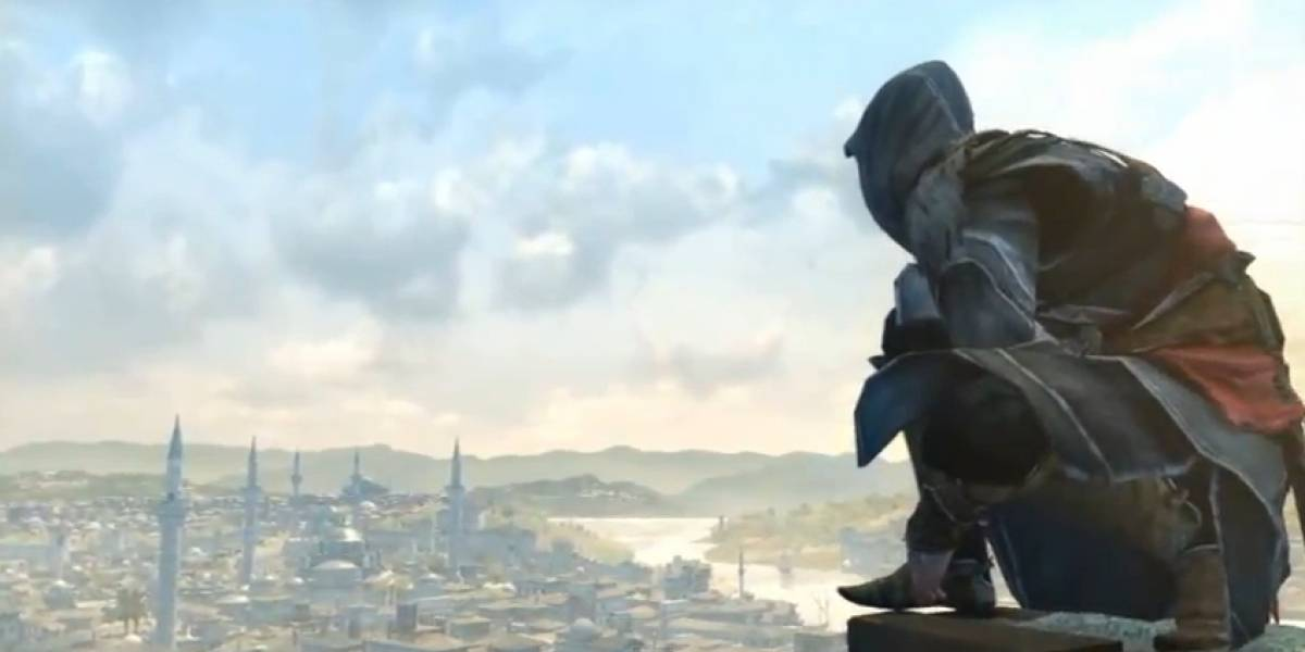 Tráiler de Assasins Creed Revelations desde la [gamescom 11]