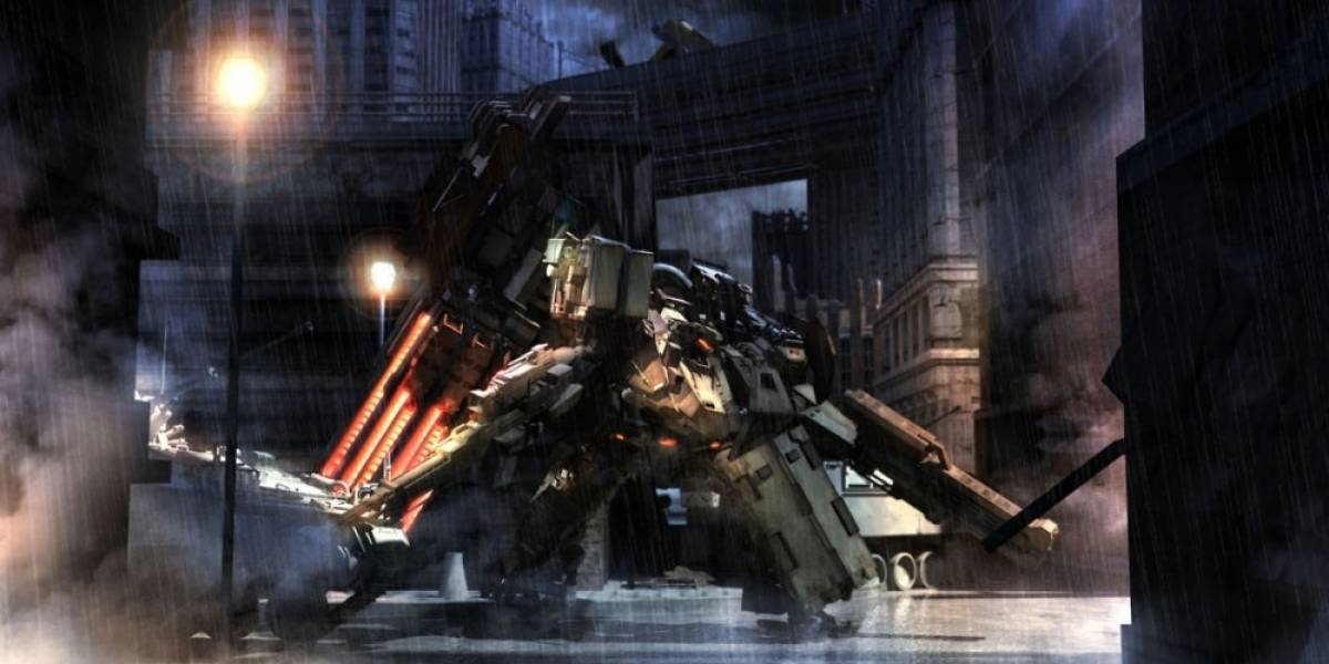 Nuevo tráiler de Armored Core V [gamescom 11]