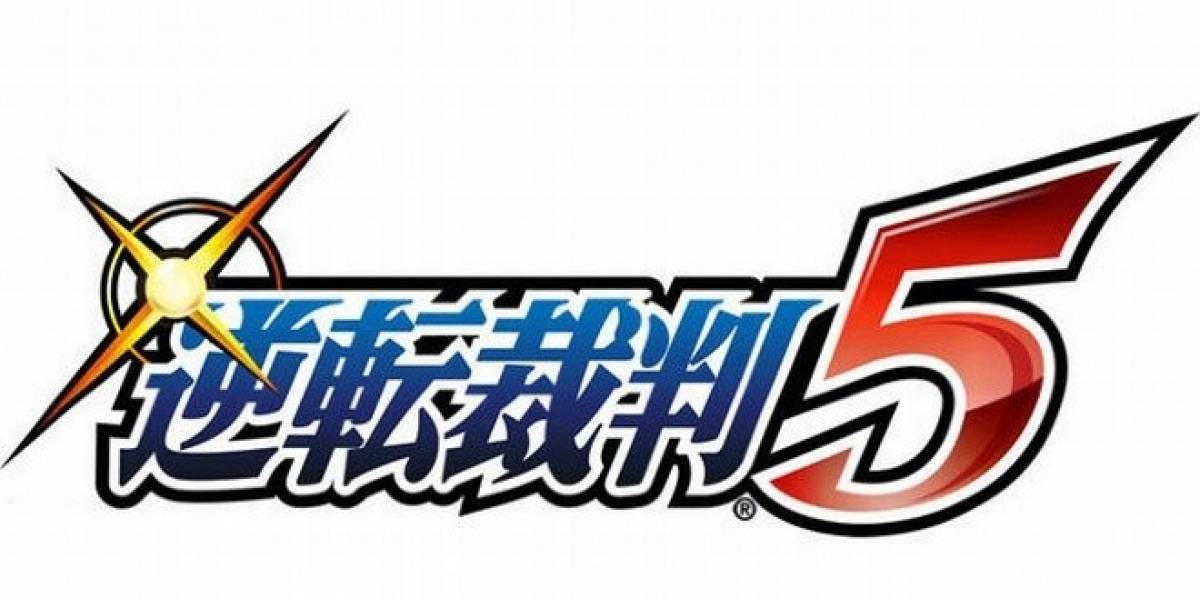 Capcom anuncia Ace Attorney 5