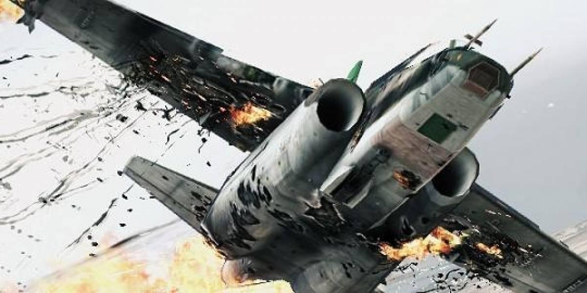 Ace Combat: Assault Horizon es éxito de ventas en Japón