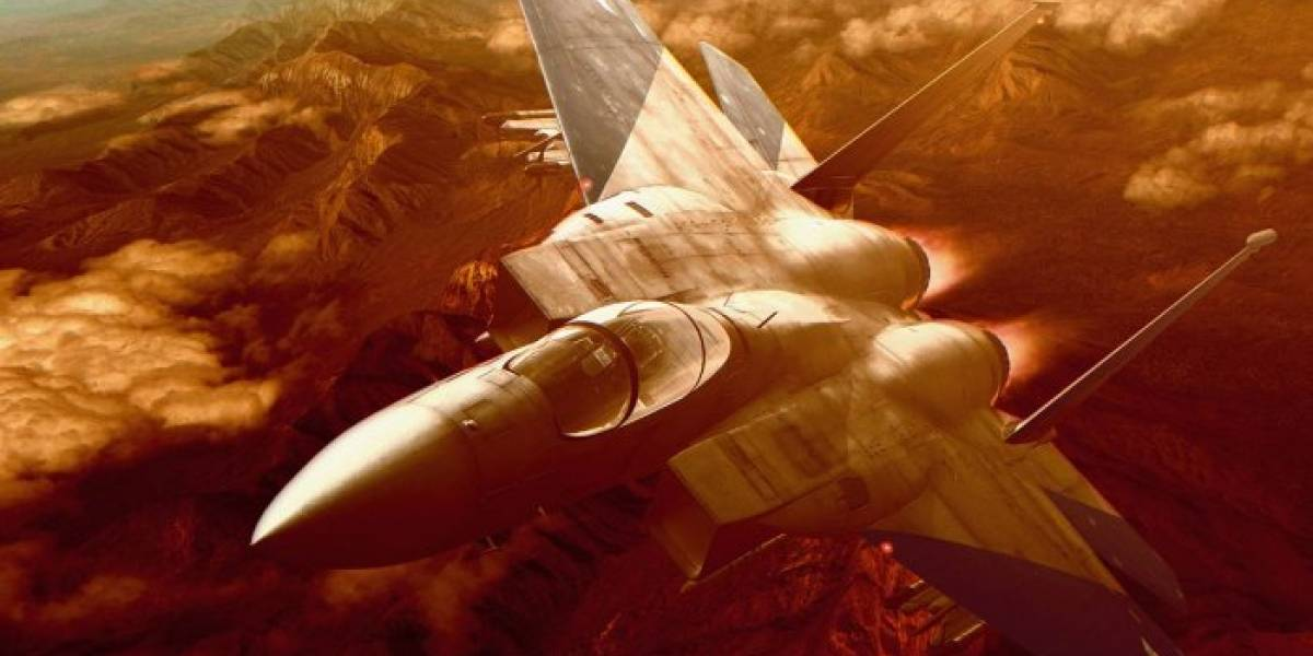 Saga Ace Combat supera las 10 millones de copias vendidas