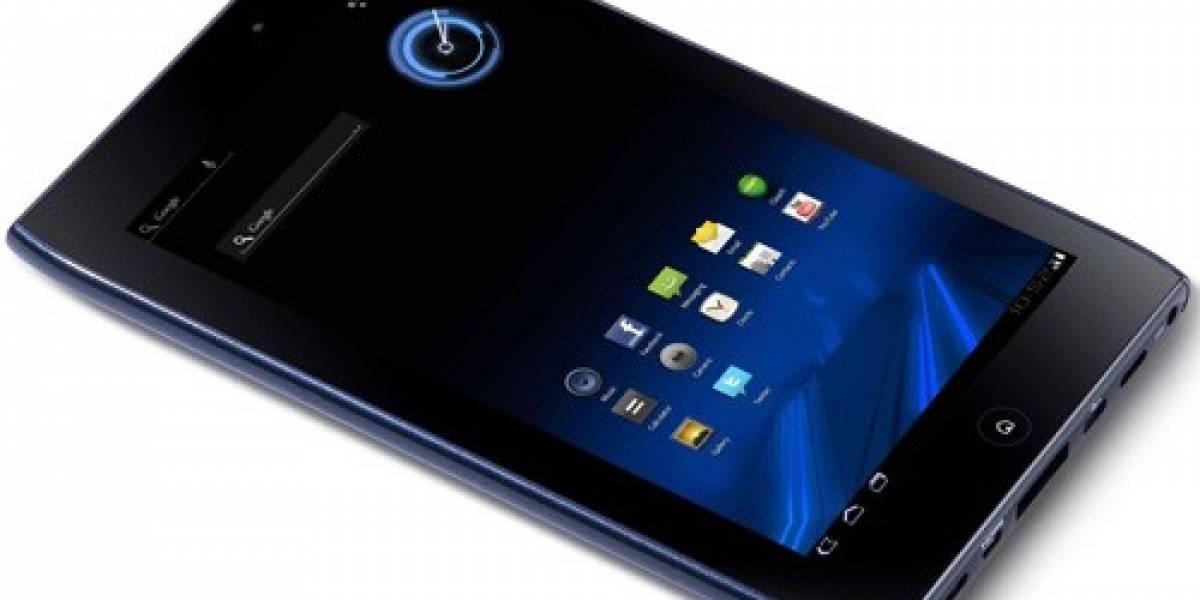 Futurología: Acer estrenaría su Tablet Iconia A100 con Android 3.2 en Septiembre