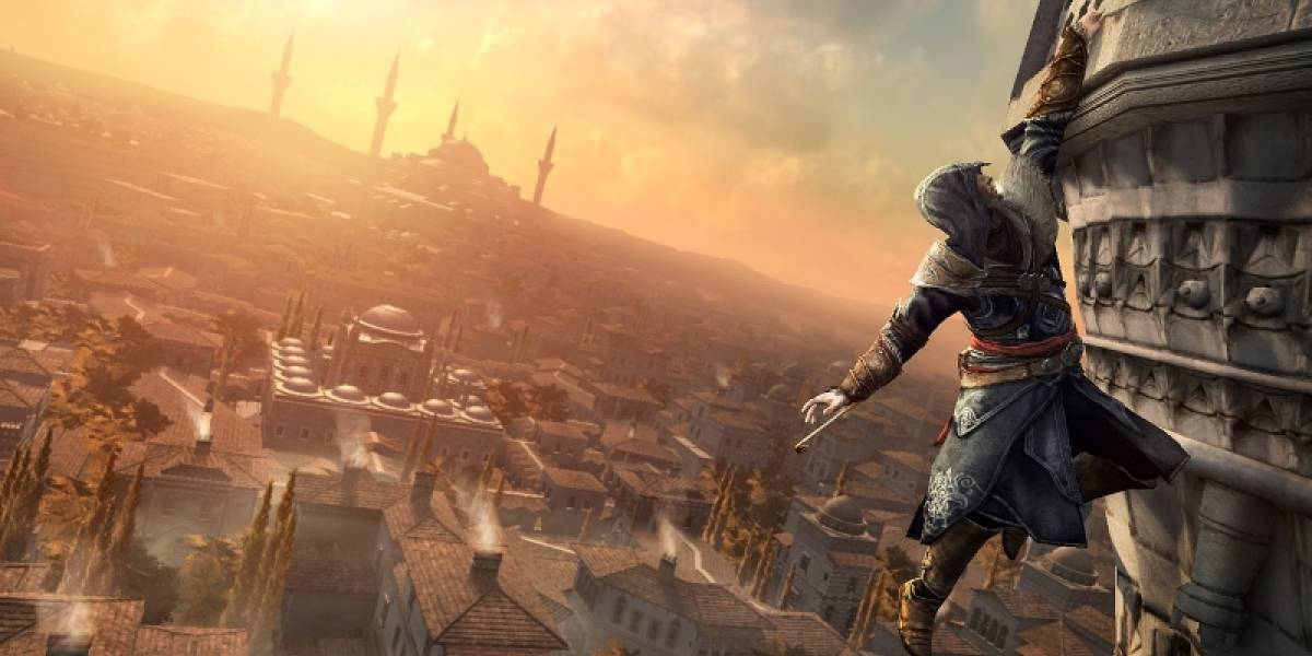 Ubisoft confirma Assassin's Creed: Revelations