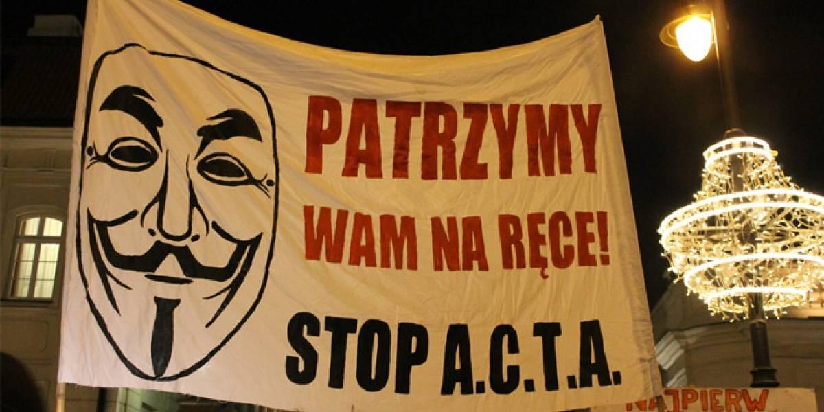 Tres comités del parlamento europeo rechazaron el ACTA