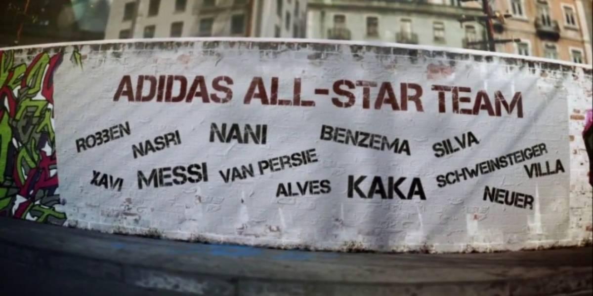 Compren FIFA Street en preventa y llévense de regalo el Adidas All-Star Team