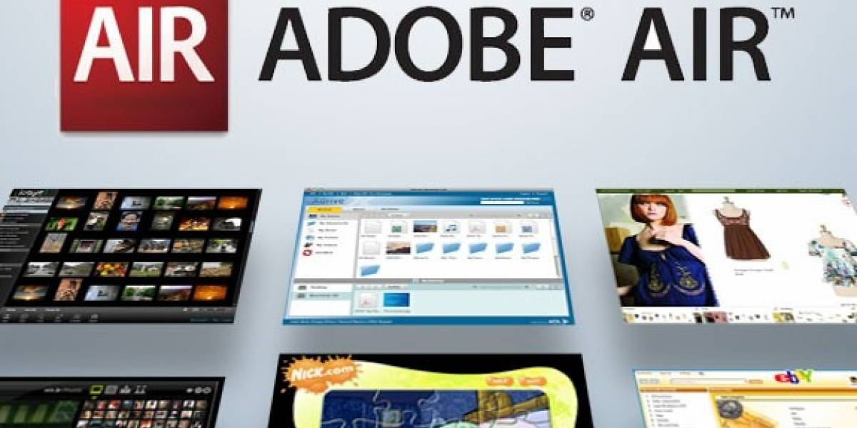 Adobe AIR actualizado para Ice Cream Sandwich