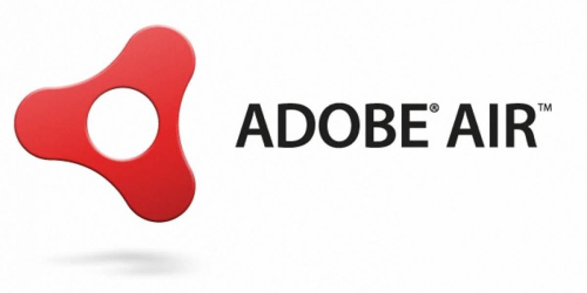 Adobe Air se despide de Linux