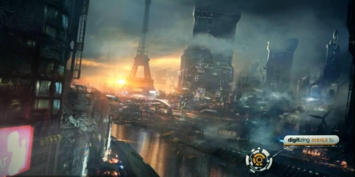 Dontnod Entertainment presenta: Adrift [gamescom 11]