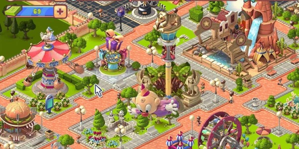 Adventure Park: Un parque de atracciones para Tuenti