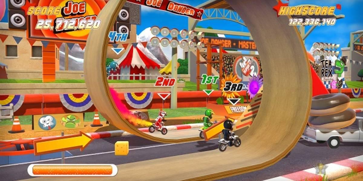Joe Danger: Special Edition llegará a Xbox Live Arcade