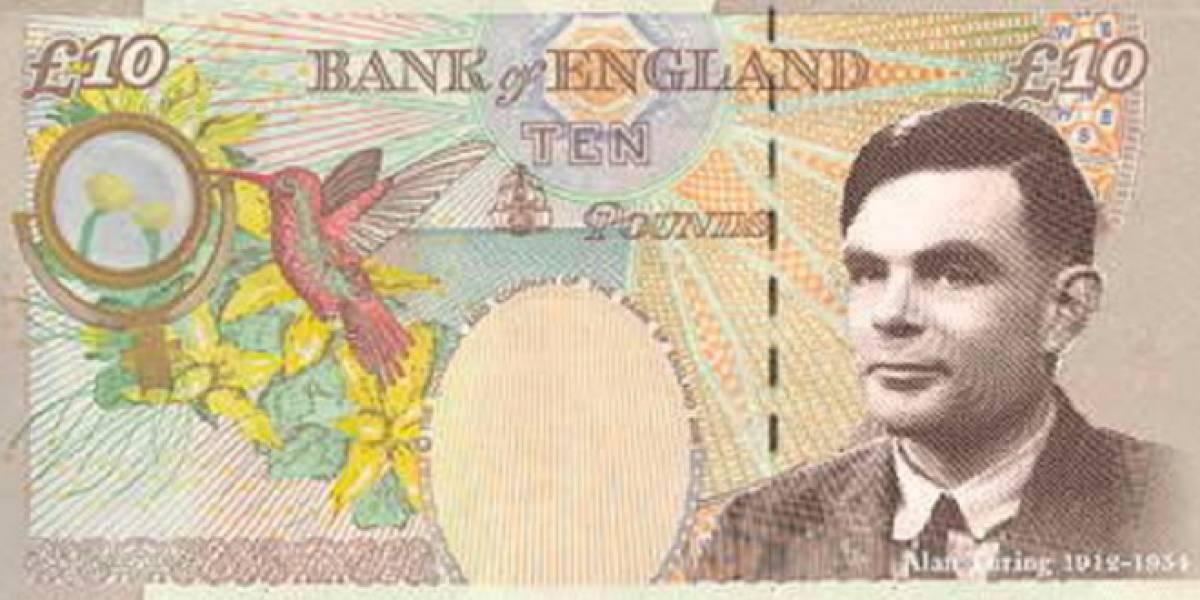 A través de una petición buscarán que Alan Turing esté en el nuevo billete de £10