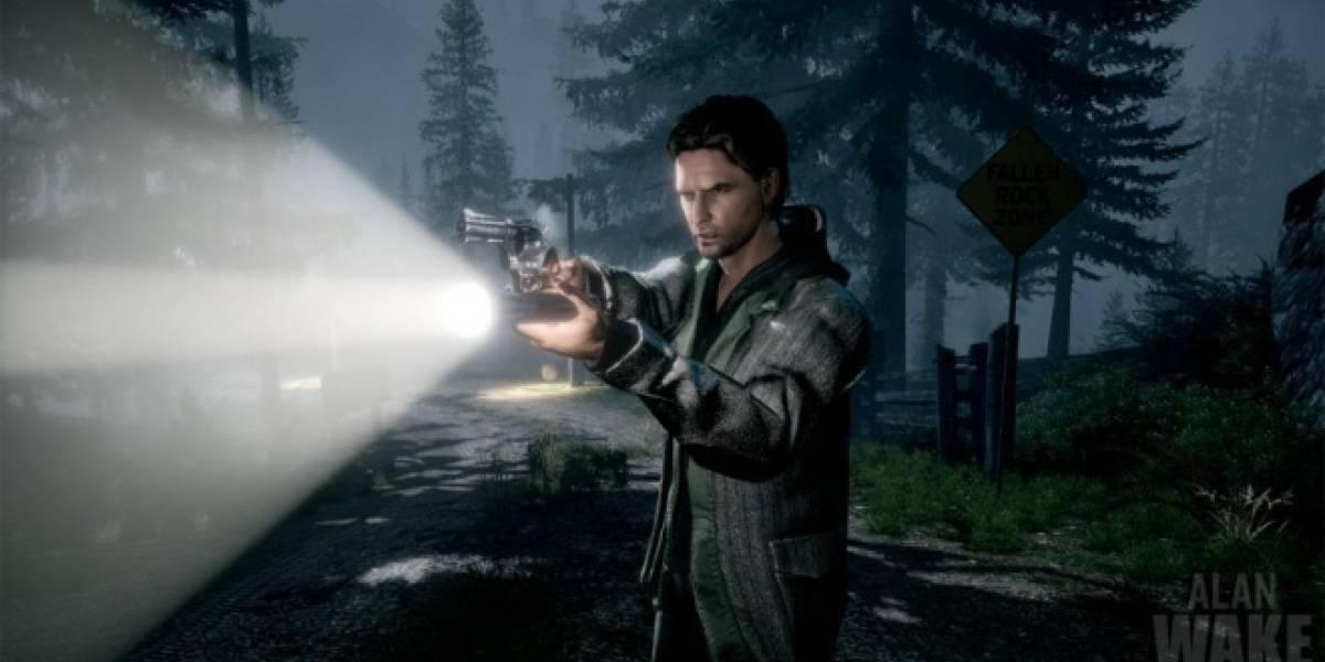 Alan Wake PC estará disponible vía Origin, ya hay fecha de salida