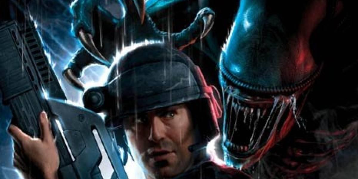 Trailer de jugabilidad de Aliens: Colonial Marines