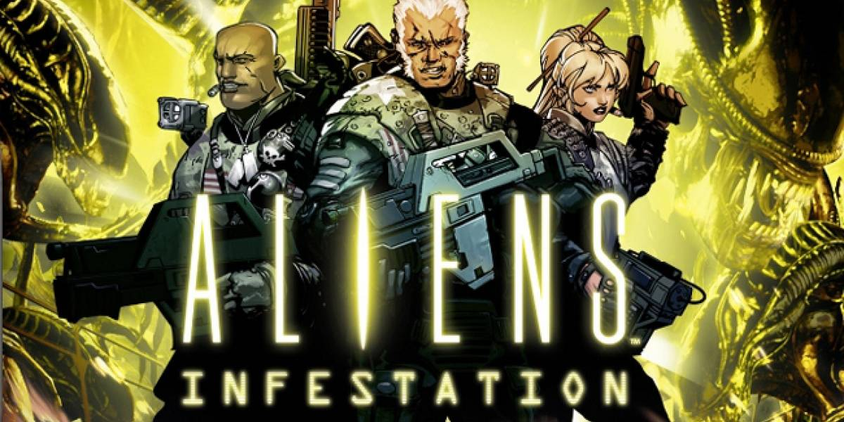 Aliens: Infestation llega al Nintendo DS