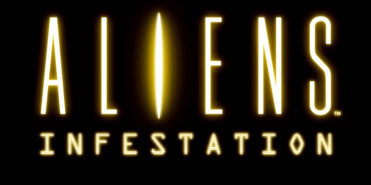Tráiler de Aliens: Infestation para Nintendo DS