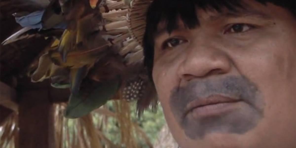 Cómo un jefe indígena usa la tecnología para defender el Amazonas