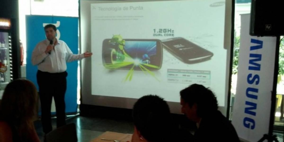 Chile: Samsung Galaxy Nexus, disponible desde este viernes