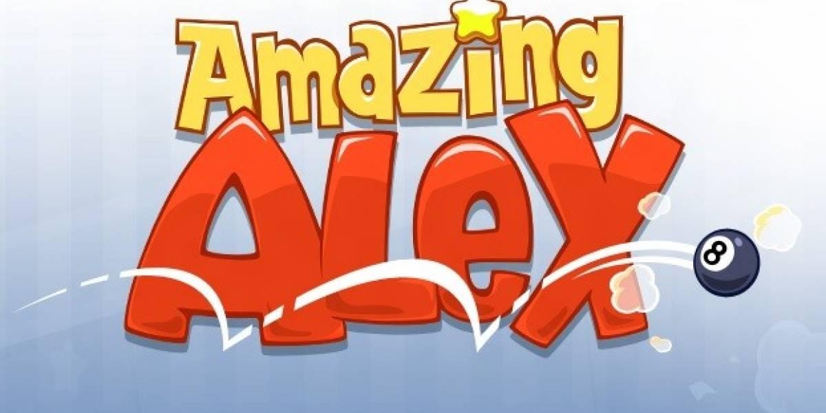 ¿Descargaste Amazing Alex? El nuevo juego de Rovio ya está disponible