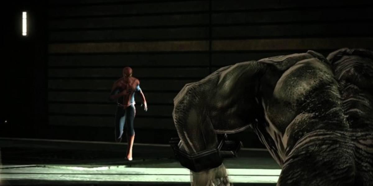 Otra vez Rhino en nuevo tráiler de Amazing Spider-Man