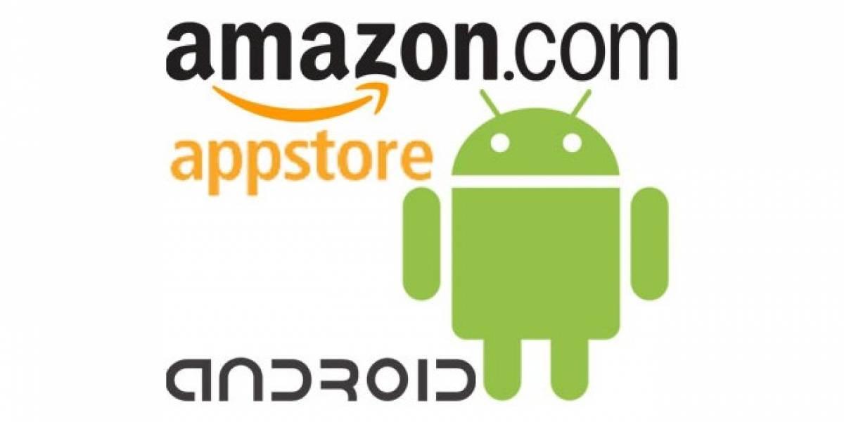 Appstore de Amazon llega a las 31,000 aplicaciones disponibles