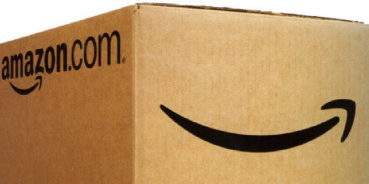Amazon lanzaría su primer smartphone a fines de 2012