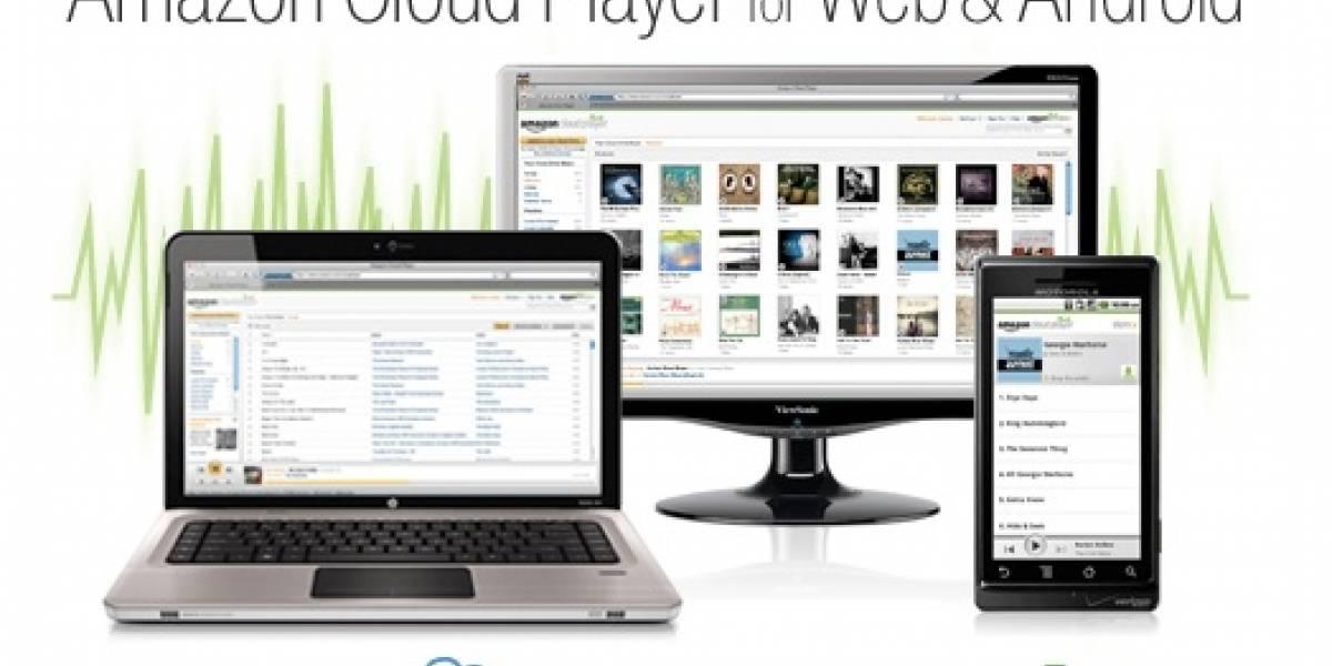 Amazon actualiza Cloud Drive y Cloud Player con espacio ilimitado