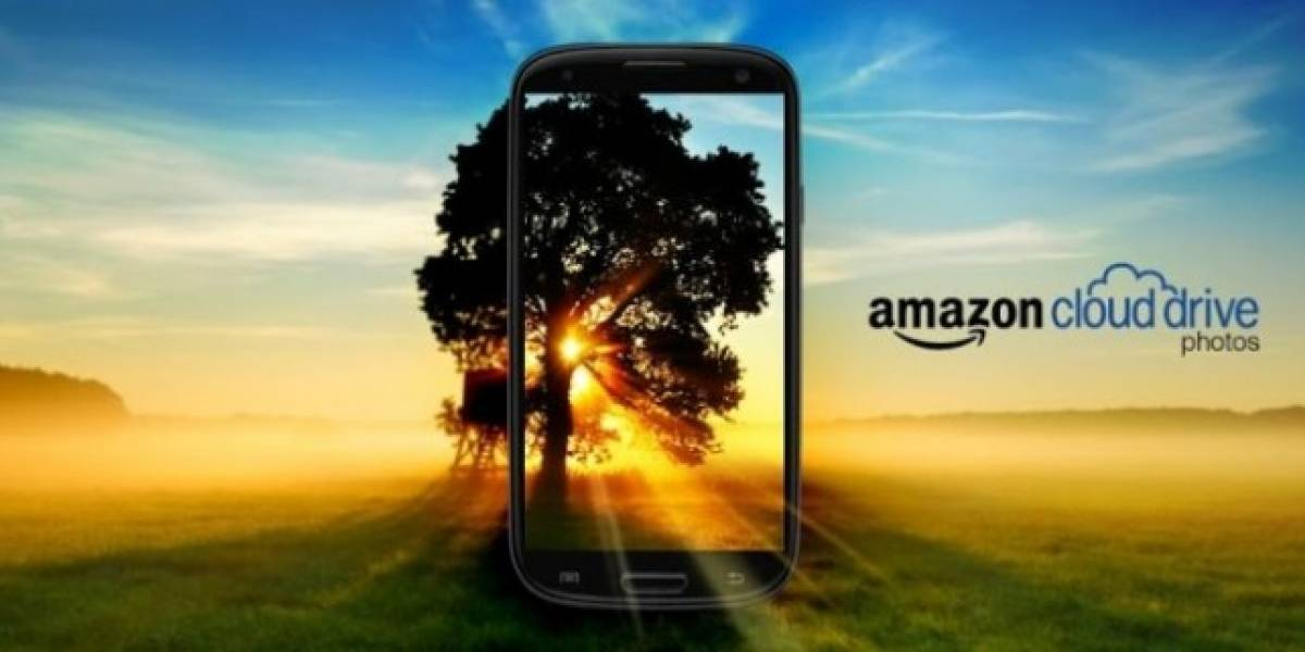 Amazon lanza su propia aplicación móvil Android y servicio para fotos en la nube