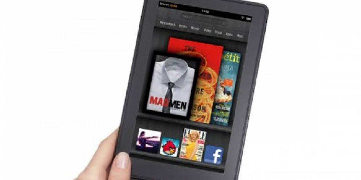Kindle Fire también tendrá contenido televisivo de ABC-Disney