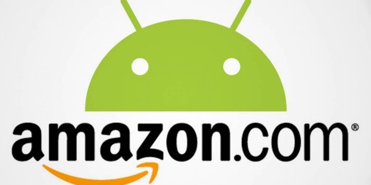 Las descargas de aplicaciones desde Amazon aumentaron 500% este año