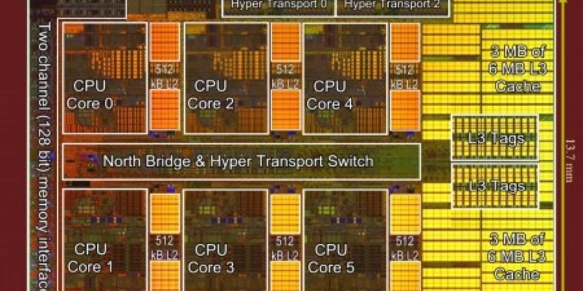 AMD Istanbul adelanta lanzamiento