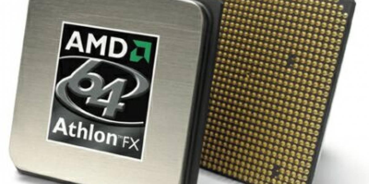 Cambio de Guardia en AMD