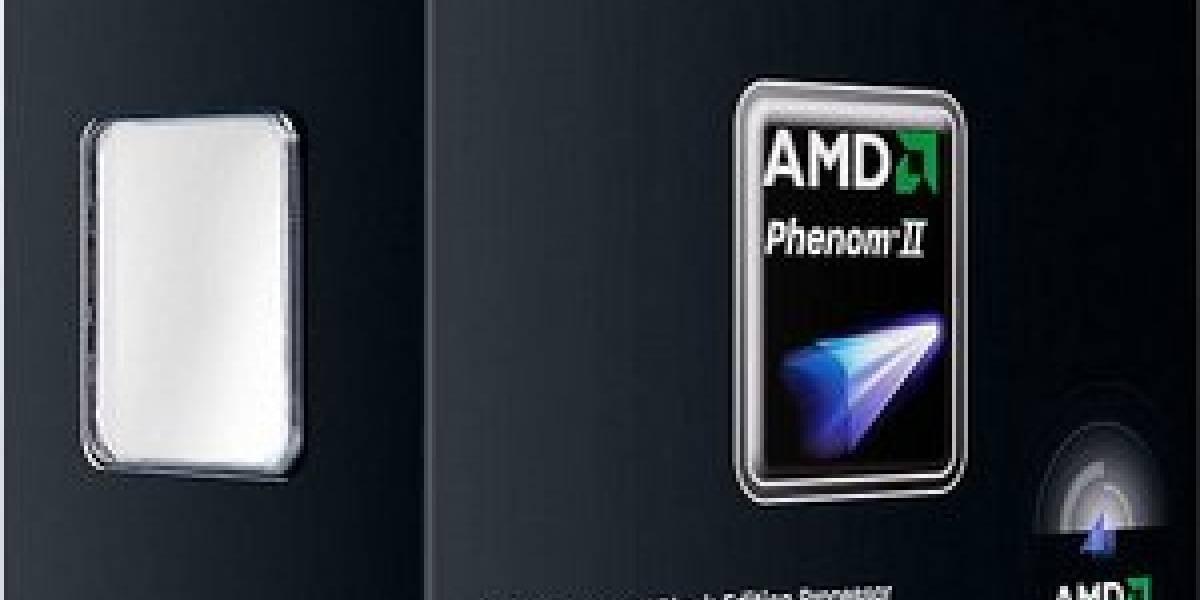 AMD baja los precios de sus Phenom II
