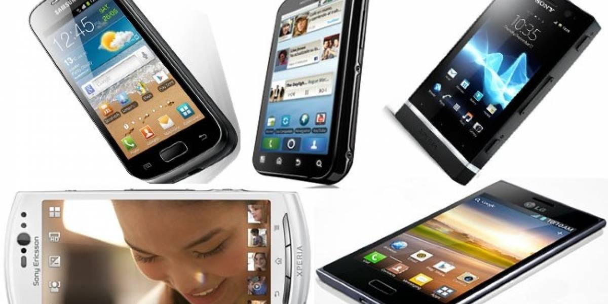 España: ¿Qué teléfono Android me compro por menos de 300 euros?