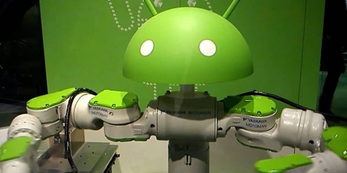 Ice Cream Sanwdich tiene menos del 3% del mercado mundial de smartphones
