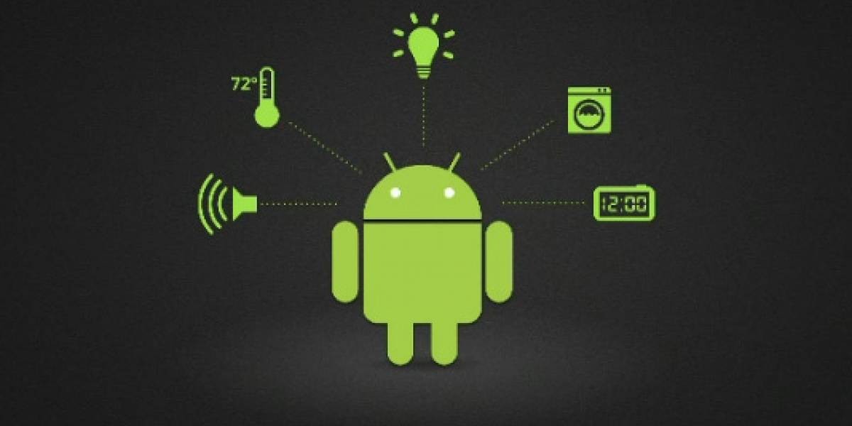 El plan de Google para automatizar tu casa con Android
