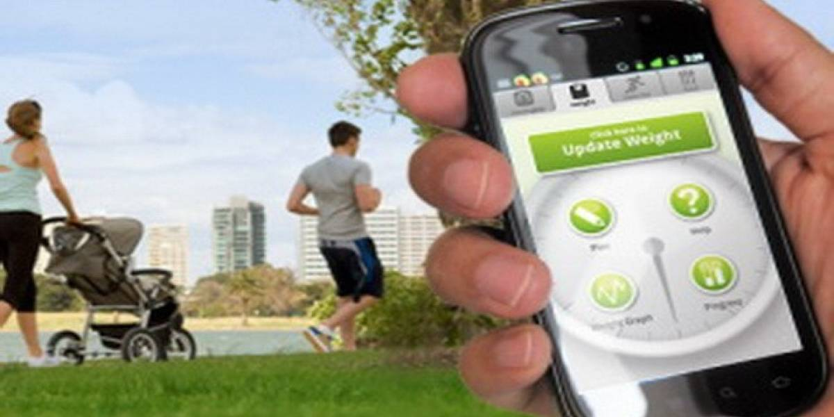 Ponte en forma con tu smartphone