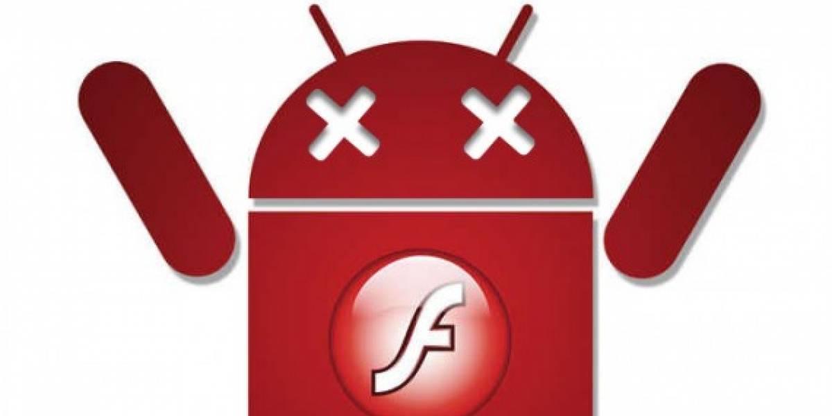 Aplicación maliciosa disfrazada de Flash Player para Android circula por internet