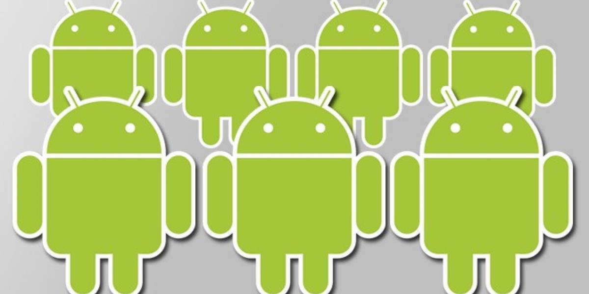 Android tiene 4 veces mas participación del mercado que iOS