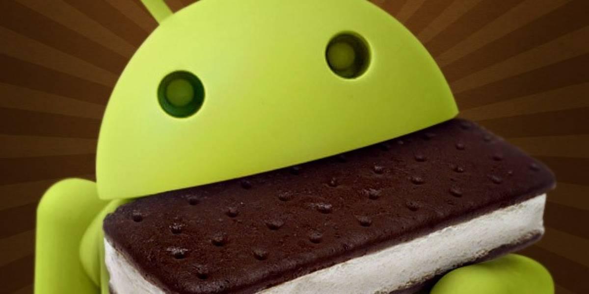 Ice Cream Sandwich gana premio a la mejor interfaz del año en los UX Awards 2012