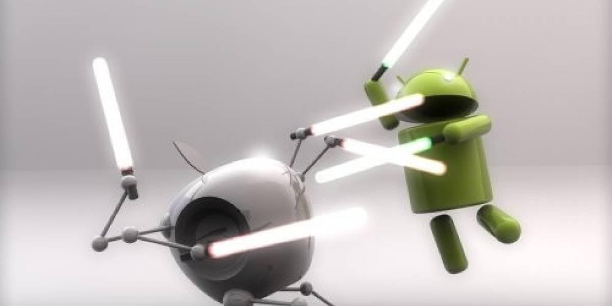 Los españoles se rinden a Android